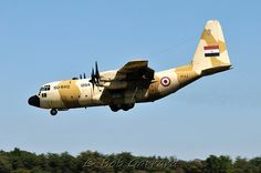 SU-BAQ Egypt Air Force | Lockheed C-130H Hercules (cn 382-48… | Flickr