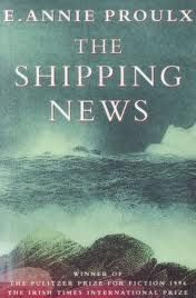 The Hudson Area Library Book Club will be discussing the book The Shipping News by Annie Proulx on Friday, March 15 at 4pm.