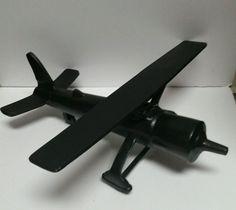 Metal Airplane Home Decor Target Threshold 2012 Aviation Plane 5x16 Statue
