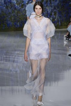 "DIOR ""Femininity, fragility and sensitivity, without sacrificing strength"""