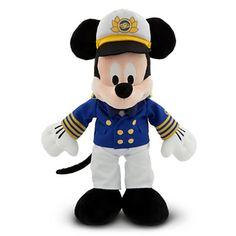 Disney Cruise Line Mickey Mouse Plush | Plush | Disney Store