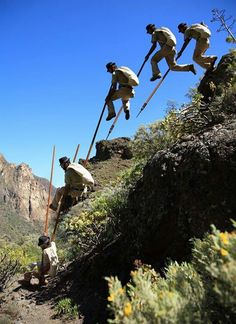 Islas Canarias Salto del Pastor // Shepherds leap Tenerife // Hirtensprung Teneriffa #visitTenerife