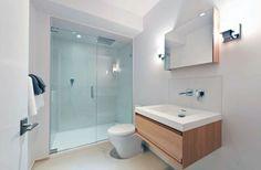 ducha con luces integradas