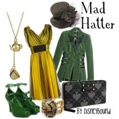 "The Mad Hatter, Alice in Wonderland I am going to start having ""Very Merry UNbirthday"" costume tea parties in the summer as my kids are all winter birthdays. This would be a lovely host costume! Disney Dresses, Disney Outfits, Cute Outfits, Disney Clothes, Funky Outfits, Preppy Outfits, Tim Burton, Disneybound Outfits, Disney Inspired Fashion"