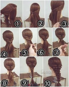 Easy.. if anyone do it to your hair..