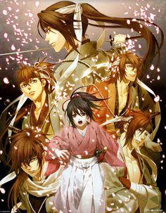 Hakuouki - Shinsengumi Kitan
