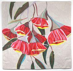 Textile Art: Blossom Song - Ruth de Vos : Textile ArtistRuth de Vos : Textile Artist