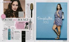 Guess who's in this week's OK Magazine? WE ARE! Check us out in the Hair Special - Volume and Bounce section. Get your own Kerafiber Hair Fibers, Hair Thickening Shampoo, Conditioner & Argan Oil Serum and more at www.kerafiber.com