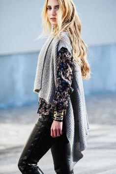 Grossstadt-Indianerinnen und Mode-Cowgirls » ANOUK Fashion