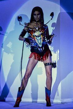 Mugler Spring 1992 Ready-to-Wear Fashion Show Details
