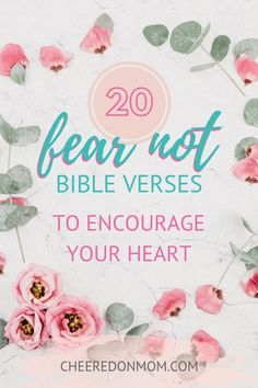 God doesn't want us to be afraid. He's given us hundreds of Fear Not Bible Verses to encourage us when we're going through difficult situations or facing the unknown. These 20 happen to be my favorites, and I know they'll encourage you! Scripture Verses, Bible Verses Quotes, Scriptures, Christian Faith, Christian Quotes, Christian Living, Christian Women, New Romance Novels, Bible Study Tools