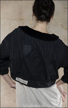 Beya Cropped Jacket Wool 180 Ichabod Fog.jpg