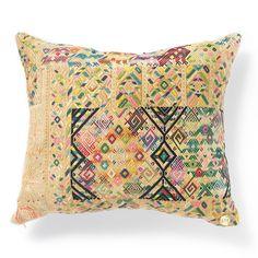 Huipil Pillow XX