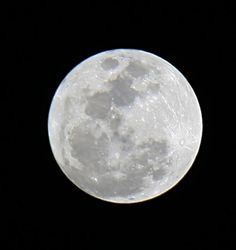 My best shot of the Moon