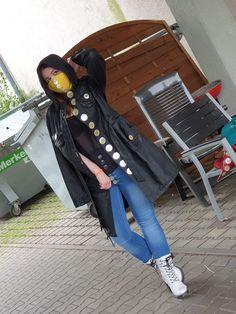 Button Dress, Jacket Buttons, Capes, Raincoat, Women's Fashion, Big, Jackets, Dresses, Tricot