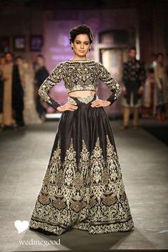 Anju-modi-india-couture-week-2014 #lehenga