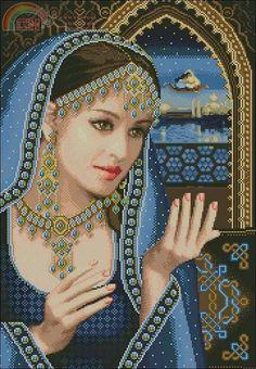 Femme Hindoue.