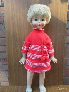 Кукла Нина шагающая / Куклы детства / Шопик. Продать купить куклу / Бэйбики. Куклы фото. Одежда для кукол