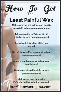 Pre care and Post care is very important to maintain your Brazilian wax and achieve the best results. Have a Brazilian wax question? Look here! Full Body Wax, Waxing Tips, Waxing Memes, Sugar Waxing, Bikini Wax, Waxing Bikini Area, Body Waxing, Look Here, Skin Treatments