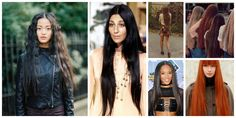 Is #Cherhair the new look? Check out this waist-length trend & how to rock it! #longhairdontcare #hairgoals #Rapunzel