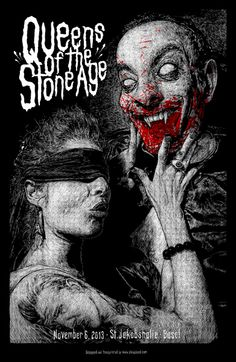 GigPosters.com - Queens Of The Stone Age