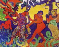 HABLAMOS DEL FOVISMO O FAUVISMO (1904/1908) - COLOR, COLOR Y MÁS COLOR EL RINCÓN DE MIS DESVARÍOS