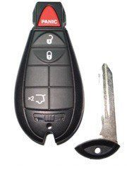 2008 08 Jeep Grand Cherokee Remote & Key Combo - 4 Button by Jeep. $72.46. This replacement OEM Keyless Remote & Key Combo comes with and integrated key insert.