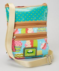 8da9f1fc35a0 Look at this  zulilyfind! Bake Sale Mini Multi-Section Crossbody Bag by Lily