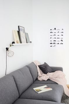 Touch of pink - Coco Lapine Design