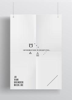 jo van grinderbeek on Behance Typography Prints, Typography Design, Creative Skills, Graphic Design Posters, Book Publishing, Illustrations Posters, Cool Designs, Print Design, Behance