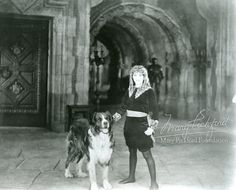 Mary Pickford in Little Lord Fauntleroy - 1921 (mpf-1072-h)