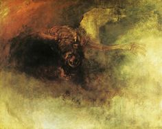 Death on a Pale Horse, 1830  William Turner