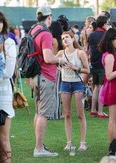 Emma Roberts - The Coachella Valley Music and Arts Festival - 4/15/16