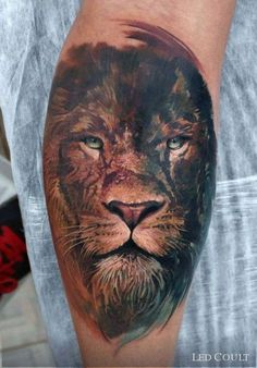 The Most Ink-credible Lion Head Tattoos - Lion is the king of all animals and a symbol of power. That's why so many people choose lion's images for a tattoo. You should think twice before you do a tattoo on your body. …