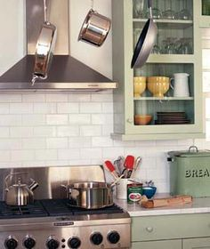 Easy lists for a clean kitchen.  Daily, Weekly, monthly, Seasonally.