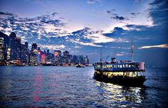 Top 20 things to do in Hong Kong: Star Ferry