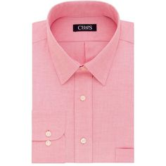 Men's Chaps Regular-Fit Wrinkle-Free Stretch Collar Dress Shirt ($20) ❤ liked on Polyvore featuring men's fashion, men's clothing, men's shirts, men's dress shirts, brt red, mens dress shirts, chaps mens dress shirts, mens red long sleeve shirt, mens print shirts and mens red shirt