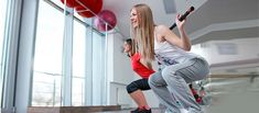 Squat workouts are a great way to get a deep full-body burn. Try these exercises to tone and strengthen your butt and legs.