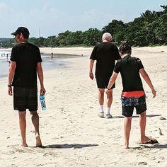 Three generations. Father husband son. Thanks