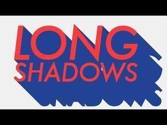 Long Shadows (with the repeater) - Adobe After Effects tutorial - YouTube