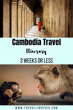A Cambodia Itinerary: 3 Weeks in Cambodia.