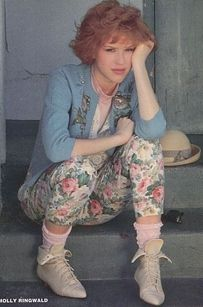 Andie Walsh From Pretty In Pink: | 15 Stylish Ways To Channel Your Favorite Fictional Heroines