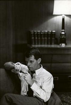 Attorney General Robert Kennedy in his Office, Washington D.C., 1961