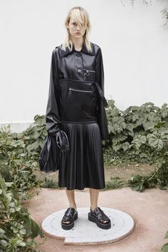 MM6 Maison Margiela Resort 2016 Fashion Show
