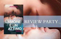Romance and Fantasy for Cosmopolitan Girls: Review Party: L'AMORE È UN ATTIMO di Jessica Park