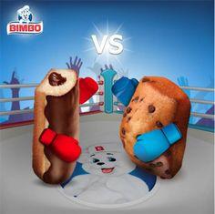 Y en el #RoundDeAntojos de hoy: Soy Bimbo Nito VS Panquecitos Bimbo. ¿De qué lado están?