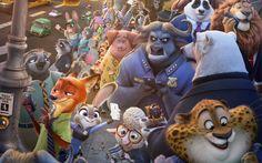 Après quelques extraits assez marrants diffusés ces derniers temps dont celui avec les paresseux qui travaillent à leur rythme dans l'administration des permis de conduire qui est juste énorme, Disney vient enfin de dévoiler une première vraie bande annonce pour Zootopia. Ce nouveau film des studios d'animation américains est attendu dans les salles de cinéma françaises pour le 17 Février prochain.