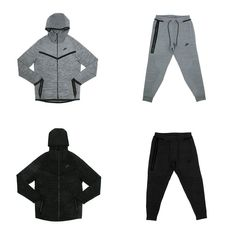 909d5d24ae37 Repost  Nike Men s Tech Knit Windrunner Collection (Black)   (Grey) now  available in store and online at both  cncpts Cambridge   New York City.
