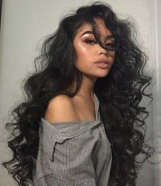 Stunning Big Curled Long Hairstyles // #curled #Hairstyles #Long #Stunning
