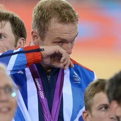 Crying Olympian - short Podcast with British native speaker English teacher being asked by his student what he thinks about all the tears at the Olympics